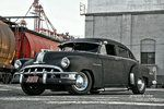 Vintage Silver Streak