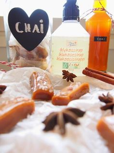 Spicy Chai Caramels – Mausteiset Chai Karamellit | Dr Sugar | Blogit | Iltalehti.fi