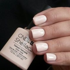 CND Naked Naivete - found my summer go-to