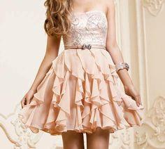 la plus belle robe que j'ai jamais vu *_*