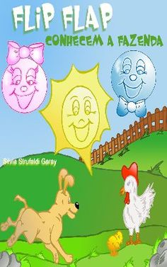 Neste terceiro livro Flip e Flap voaram com o vento.<br>Conheceram o fazendeiro, os animais do campo e as crianças brincando.<br>Venha com Flip e Flap e descubra como é divertido conhecer a fazenda.