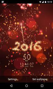 Отсчет времени до Нового года скачать на Андроид бесплатно