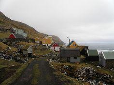 Skarvanes - a Village on Sandoy, Faroe Islands   Flickr
