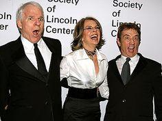 Steve Martin, Diane Keaton, Martin Short