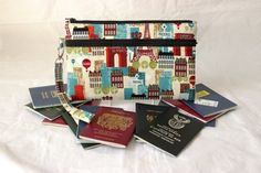 Family passport holder family travel wallet travel document family passport holder travel document holder travel wallet travel document organizer passport gumiabroncs Image collections