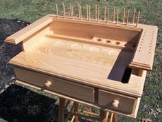 Fly Tying Stations | Dale Fogg's Fly Tying Station