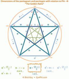 An introduction to the Phi Ratio, The Golden Ratio, The Divine Proportion. Mathematics Geometry, Sacred Geometry Symbols, Divine Proportion, Golden Number, Fibonacci Spiral, Sacred Architecture, Math Art, Nikola Tesla, Golden Ratio