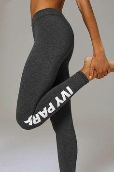 2e08da15df4 Full Length Logo Leggings by Ivy Park