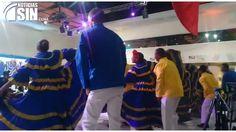 Jóvenes de un liceo de Boca Chica bailan merengue para amenizar cierre del Foro Nacional Estudiantil