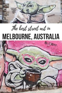 From hidden laneways to the famous Melbourne graffiti street, here are 11 spots for the best Melbourne street art with a map so you can find it!