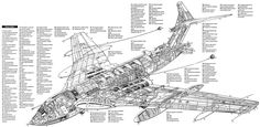 viktork-2.gif (3500×1708) Vickers Valiant, Handley Page Victor, Avro Vulcan, Military Jets, Aircraft Design, Cutaway, Around The Worlds, Planes, Image