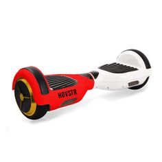 HOVSTR i1 Red/White/Gold Self Balance Scooter, Hoverboard, Self Balance Wheel, Self Balance Board, Hover