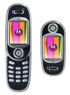 Motorola v80...  Colorful lightning phones