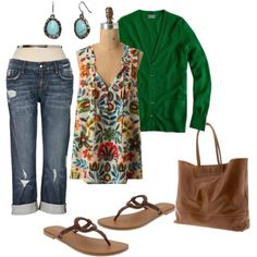 Spring outfit!:)