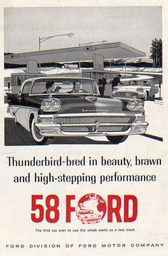 Ford 1958