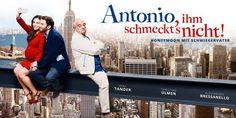 JETZT IN DER KINOWELT: ANTONIO IHM SCHMECKTS NICHT !