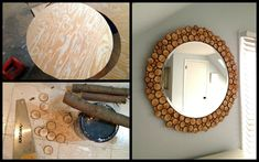 Fab Art DIY Rustic Log Decorating Ideas for Home and Garden12A