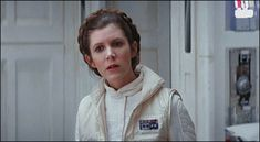 star wars princess leia in hoth gear - Google Search