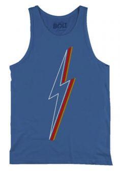 Forever Rainbow Tank - MEN - Tees & Tanks - Lightning Bolt