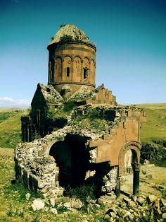 The Deserted City Of Ani~, Turkey by onurkaya on deviantART