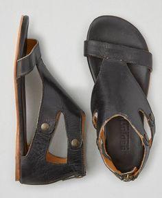 AEO Bed Stu Soto Sandals, Women's, Black
