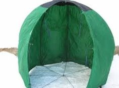Image result for ice fishing tent