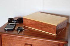 Buy Deloraine Huon Pine General Purpose Box Online   Australian Woodwork