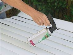 HOW TO PAINT VERTICAL BLINDS @Lori Courtney