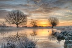 Mist & Frost on The Stour
