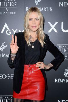MAJA SABLEWSKA Leather Skirt, Grunge, Style Inspiration, Skirts, Fashion, Moda, Leather Skirts, Fashion Styles, Skirt