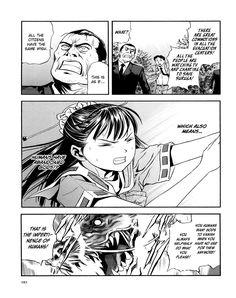 Read manga Otogi Matsuri Vol.012 Ch.073: God and man [END] online in high quality