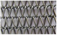 A standard type balanced weave conveyor belts