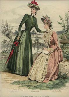 La Revue de la Mode 1889