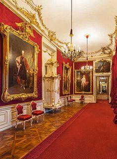 Hofburg Wien - Marie Antoinette was born on November 2, 1755 at the Hofburg Palace in Vienna.