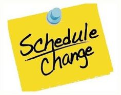 Tomorrow Schedule Changes:  NO 5/6am classes 8:30am - Open Gym 12:00 5:15pm 6:15pm Classes ON!
