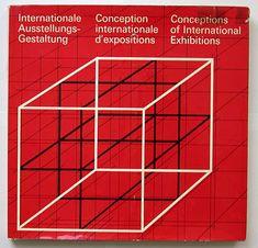 hans neuburg: internationale ausstellungs-gestaltung abc verlag, zürich, 1969 printer: abc druckerei + verlags ag, zürich size: 26 x 26 cm designer: walter bangerter