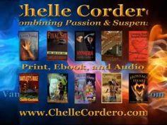 Chelle Cordero Audiobooks! More than 42 hours of listening pleasure!