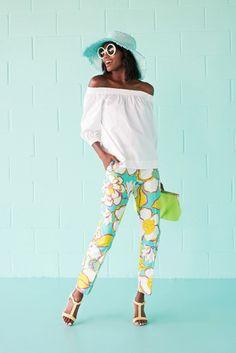 Trina Turk Spring 2016 Ready-to-Wear Fashion Show