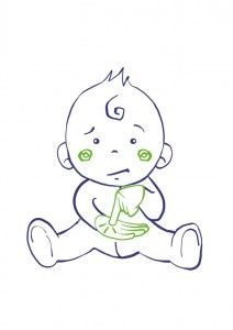 PIQUER   langage signé bébé LFS