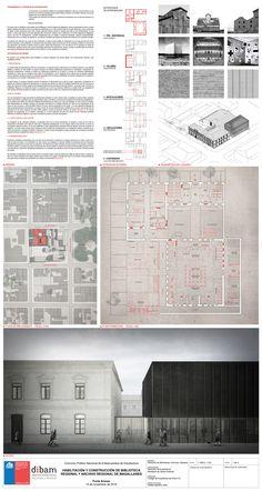 Galería - Primer Lugar Concurso habilitación y construcción Archivo y Biblioteca Regional de Punta Arenas / Rodrigo Aguilar - 5