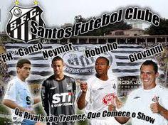 santos futebol clube -