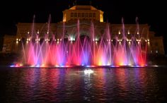 https://flic.kr/p/fLN77n | Musical Fountain | Located in Republic Square in Yerevan, Armenia