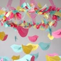 yellow, pink and aqua wedding ceremony - Google Search