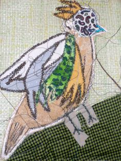POMELO disegno di stoffa e filo