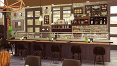 """jenba-sims — SolCaf SolCaf (a shortened form of """"Soul Cafe""""). Episode Interactive Backgrounds, Episode Backgrounds, Anime Backgrounds Wallpapers, Anime Scenery Wallpaper, The Sims, Sims 4 Restaurant, Sims 4 Stories, Casa Anime, Anime Places"""