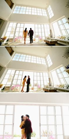 That Beautiful Morning Beautiful Morning, Engagements, Louvre, Weddings, Building, Flowers, Red, Photography, Photograph