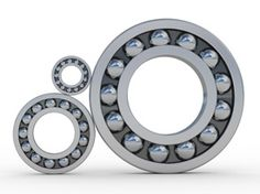 General advantages of ball bearings: •Reliability: No adjustment, repair or attention is necessary other than periodical lubrication. •Cleanliness: it uses grease lubricant, so that the leakage is eliminated.   •Reduced fire hazards: it eliminates fire hazards from the conditions by overheated and oily plain bearings.  •Increased production: It increases production, it permits to use higher speeds.   •Increased life of associated equipment. http://www.hrbearings.net/ball-bearings.html