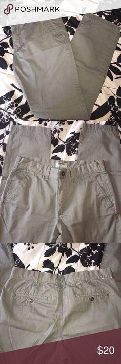 *MENS* Gray EXPRESS Pants EXPRESS Finn pants. Barely used! Great Condition! Express Pants Chinos & Khakis