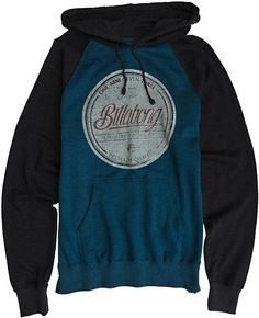BILLABONG STAMPED PULLOVER FLEECE  Mens  Clothing  Hoodies | Swell.com