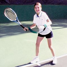 Teaching arm positioning for forehand rotation